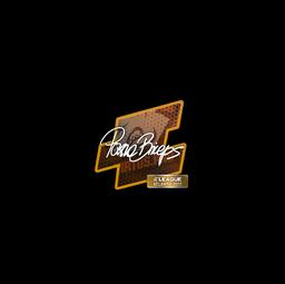 Sticker | pashaBiceps | Atlanta 2017
