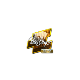 Sticker | pashaBiceps (Foil) | Atlanta 2017
