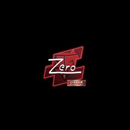 Sticker | Zero | Atlanta 2017
