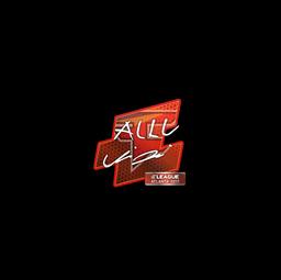 Sticker | allu | Atlanta 2017