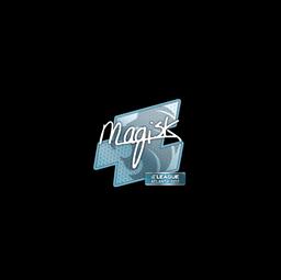 Sticker   Magisk   Atlanta 2017