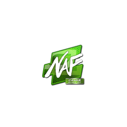 Sticker | NAF | Atlanta 2017