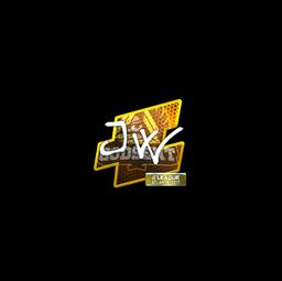 Sticker | JW (Foil) | Atlanta 2017