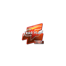 Sticker | karrigan (Foil) | Atlanta 2017