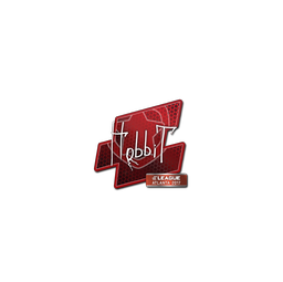 Sticker | Hobbit | Atlanta 2017