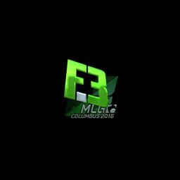 Sticker | Flipsid3 Tactics (Foil) | MLG Columbus 2016