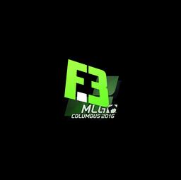 Sticker | Flipsid3 Tactics | MLG Columbus 2016