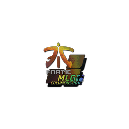 Sticker | Fnatic (Holo) | MLG Columbus 2016