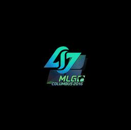 Sticker | Counter Logic Gaming (Holo) | MLG Columbus 2016