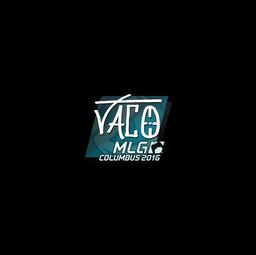 Sticker | TACO | MLG Columbus 2016