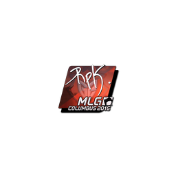 Sticker | RpK (Foil) | MLG Columbus 2016