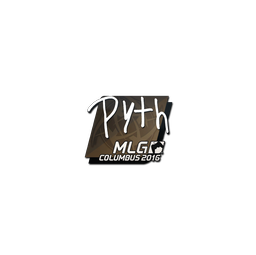 Sticker | pyth | MLG Columbus 2016
