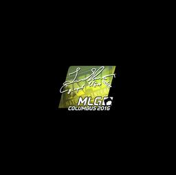 Sticker | Edward (Foil) | MLG Columbus 2016