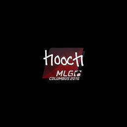 Sticker   hooch   MLG Columbus 2016