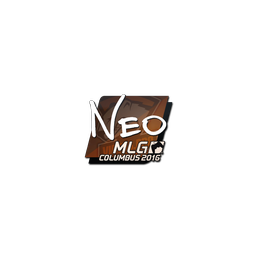 Sticker | NEO | MLG Columbus 2016