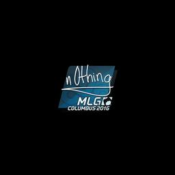Sticker | n0thing | MLG Columbus 2016