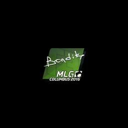 Sticker | bondik | MLG Columbus 2016