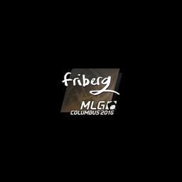 Sticker | friberg | MLG Columbus 2016