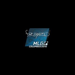 Sticker   freakazoid   MLG Columbus 2016