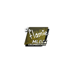 Sticker | flamie | MLG Columbus 2016