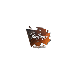 Sticker | pashaBiceps | Cologne 2016