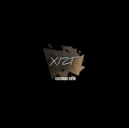 Sticker | Xizt | Cologne 2016