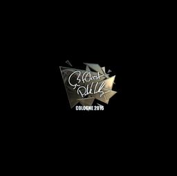 Sticker | f0rest (Foil) | Cologne 2016