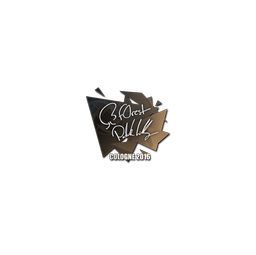 Sticker | f0rest | Cologne 2016