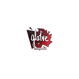 Sticker | gla1ve | Cologne 2016