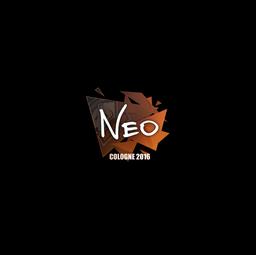 Sticker | NEO | Cologne 2016
