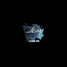 Sticker | jdm64 | Cologne 2016
