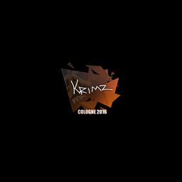 Sticker | KRIMZ | Cologne 2016