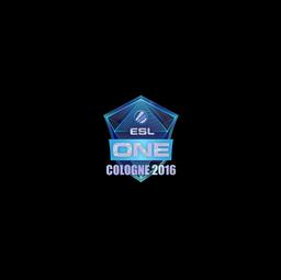 Sticker | ESL (Holo) | Cologne 2016