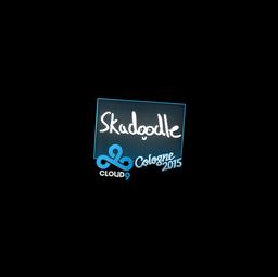 Sticker | Skadoodle | Cologne 2015