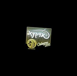 Sticker | Xyp9x (Foil) | Cologne 2015
