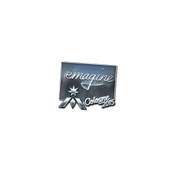 Sticker | emagine (Foil) | Cologne 2015