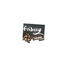 Sticker | friberg | Cologne 2015