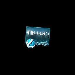 Sticker | FalleN (Foil) | Cologne 2015
