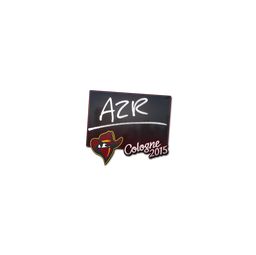 Sticker | AZR | Cologne 2015