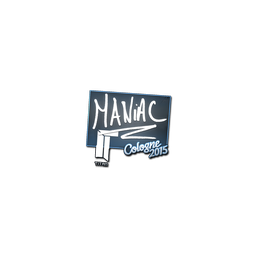Sticker | Maniac | Cologne 2015
