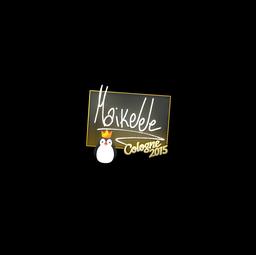Sticker   Maikelele   Cologne 2015