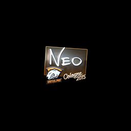 Sticker | NEO (Foil) | Cologne 2015