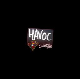 Sticker | Havoc | Cologne 2015