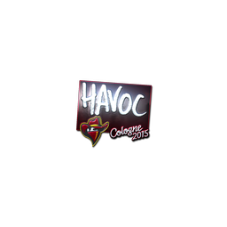 Sticker | Havoc (Foil) | Cologne 2015