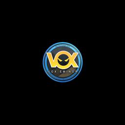 Sticker   Vox Eminor   Cologne 2014