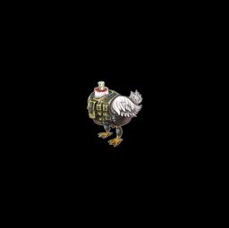Sticker   Headless Chicken