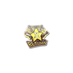 Sticker | Shooting Star Return