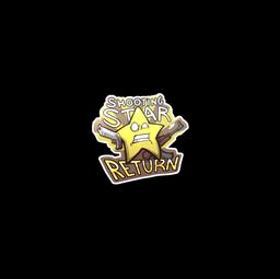 Sticker | Shooting Star Return