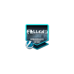 Sticker | FalleN (Foil) | Cluj-Napoca 2015
