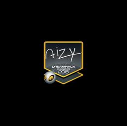Sticker | aizy | Cluj-Napoca 2015